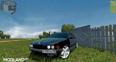 BMW 540i E39 [1.5.9]